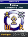 RPG Item: Suberle, the Healer's Guild