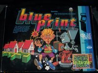 Board Game: Blueprint