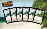 Board Game: Robinson Crusoe: Adventures on the Cursed Island – Searching the Beach