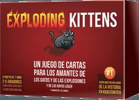 Board Game: Exploding Kittens