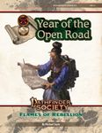 RPG Item: Pathfinder 2 Society Scenario 1-11: Flames of Rebellion