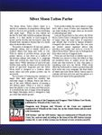 RPG Item: Magic Merchants 02: Silver Moon Tattoo Parlor