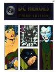 RPG Item: DC Heroes Role-Playing Game (3rd Edition)