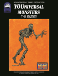 RPG Item: YOUniversal Monsters: The Mummy (M&M)