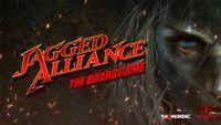 Board Game: Jagged Alliance: The Board Game