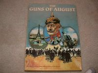 Board Game: The Guns of August