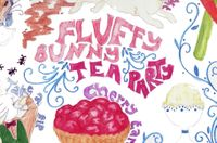 Board Game: Fluffy Bunny Tea Party