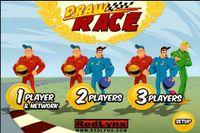 Video Game: DrawRace