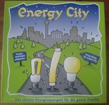 Board Game: Energy City