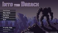 Video Game: Into the Breach