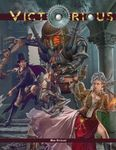 RPG Item: Victorious: Victorian Role Playing Adventure in the age of Supermankind