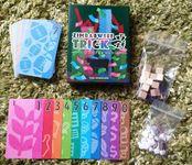 Board Game: Zimbabweee Trick