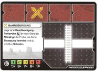 Board Game: Need for Speed Trading Card Game: Canyon Rush