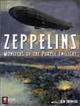 Board Game: Zeppelins: Monsters of the Purple Twilight