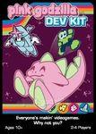 Board Game: Pink Godzilla Dev Kit