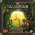 Board Game: Talisman (Revised 4th Edition): The Woodland Expansion
