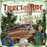 Board Game: The Emerald City (fan expansion to Ticket to Ride)