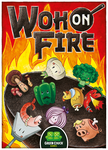 Board Game: Wok on Fire