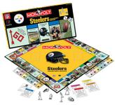 Board Game: Monopoly: Pittsburgh Steelers