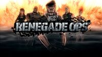 Video Game: Renegade Ops