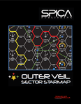 RPG Item: Outer Veil Sector Map