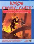 RPG Item: Lords of Middle-earth: Volume 1: The Immortals: Elves, Maiar, and Valar