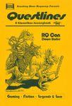 RPG Item: Questlines: A Gloranthan Journeybook