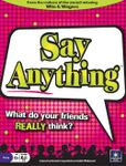 Board Game: Say Anything