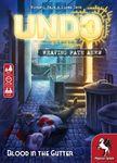 Board Game: UNDO: Blood in the Gutter