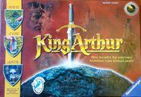 Board Game: King Arthur