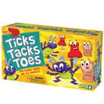Board Game: Ticks Tacks Toes