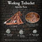RPG Item: Working Trebuchet