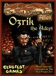 Board Game: The Red Dragon Inn: Allies – Ozrik the Adept