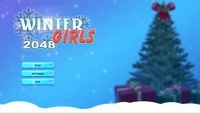 Video Game: Winter Girls 2048