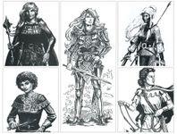 RPG Item: Heroes' Lorebook