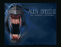 Video Game: Alien Breed II: The Horror Continues