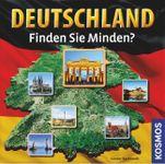 Board Game: Deutschland: Finden Sie Minden