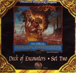 RPG Item: Deck of Encounters Set Two
