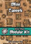 RPG Item: Heroic Maps Modular Kit: Mine Tunnels