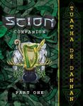 RPG Item: Scion Companion Part One: The Tuatha Dé Dannan