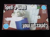 Board Game: Spell-a-Word