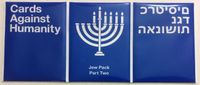 Board Game: Cards Against Humanity: Jew Pack