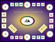 Board Game: The KEY to Effective  Meetings