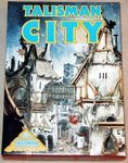 Board Game: Talisman City