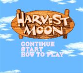 Video Game: Harvest Moon