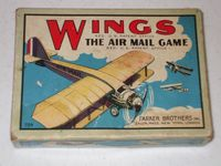 Board Game: Wings: The Air Mail Game