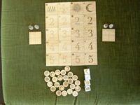 Board Game: Bingo Battle