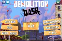 Video Game: Demolition Dash