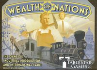 Board Game: Wealth of Nations