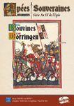 Board Game: Swords of Sovereignty: Bouvines 1214 – Worringen 1288